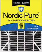 20x25x6 Aprilaire Space-gard 2200 Replacement Air Filter Merv 10 Carbon 1 Pack