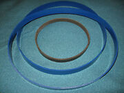 Blue Max Urethane Band Saw Tires And Drive Belt For Craftsman 113,248321 Bandsaw
