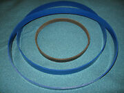 Blue Max Urethane Band Saw Tires And Drive Belt For Craftsman 113.247440 Bandsaw