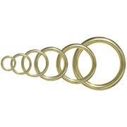 Brass O-rings Andndash Great For Diy Projects Decoration And Art