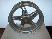 Bmw R1150 5 Spoke Rear Wheel Check Yours Its Probably Bent