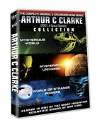The Complete Arthur C Clarke Collection Writer Of 2001a Space Odyssey 7035