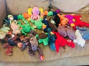 175 Beanie Babies W/book. You Wonandrsquot Find A Better Collection Great Price