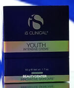 Is Clinical Youth Intensive Creme - 50 G / Net Wt. 1.7oz Sealed 100 Authentic