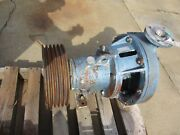Labour 2x3-13 Stainless Pump 43702j Matcv3 Impeller And Stuffing Box Used