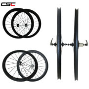 No Outer Hole Superlight Road Bike Carbon Clincher Tubeless Wheels Factory Price