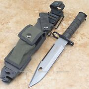M9bayonet With Tactical Holster Survival Combat Fighting Rescue Knife