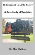 It Happened In Little Valley A Case Study Of Uxoricide Paperback Or Softback