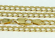 16-24 3.30mm 18k Squared Link Chain Necklace New Solid Italian Necklace 2429