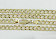 16-24 4.7mm 14k Yellow Gold Open Link Chain New Solid Italian Necklace 2379
