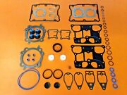1999 And Up Fits Harley 113 Screamin Eagle Twin Cam Top End Gasket Set Mls .040