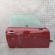 Bmw Mini Cooper R55 R56 R57 R58 R59 Door Front Right O/s Nightfire Red - 857