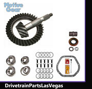 Ford Dana 44 Ring Pinion Gear Set 3.54 Ratio Reverse For Ford Front W Master Kit