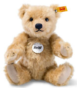 Steiff And039emiliaand039 Teddy Bear - Classic Mohair Jointed Collectable - 027796