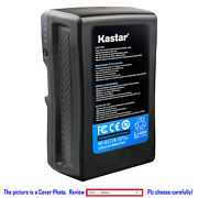 Kastar Battery Or Charger For Sony V Mount V Lock Battery And Sony Hdw-f900r