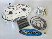 Banshee Pro Design Cool Head Stroker Domes Stock Cylinder Pump Gas 4 Mil Dome