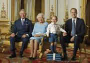 British Royal Family Glossy Poster Picture Photo Banner Queen George 4478