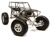 Integy Rc C25798silver 1/10 Vfx2.2 Roll Cage Trail Racer 4wd Scale Crawler Artr