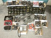 Huge Lot Of Warner And Swasey Machine Parts - 1200 Lbs - Wide Assortment