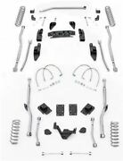 Rubicon Express Extreme-duty Standard Coil Front And Rear For 07-18 Wrangler Jk