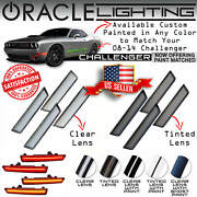 Oracle Led Sidemarkers For 08-14 Dodge Challenger - Clear And Tinted - 9800