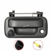 Truck Tail Handle Mount Backup Camera For Ford F-150 Super Duty F-250 F-350