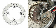 For Triumph Rear Brake Disc Rotor Baby Speed 01 02 Speed Four 02-05 Tt 600 00-04