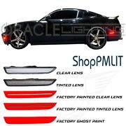 Oracle Led Sidemarkers For 10-14 Ford Mustang - Clear And Tinted - 9700