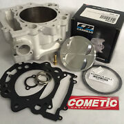 Rhino Grizzly 700 Big Bore Top End Rebuild Repair Kit 105.5 Cylinder W Chain Cp