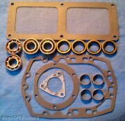 6-71 Blower Rebuild 671 Gas Supercharger Ss Seal N/s