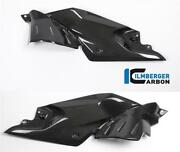 Ilmberger Gloss Carbon Fibre Under Fuel Tank Side Covers Set Bmw R1200 R Lc 2018