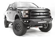 Fab Fours Vengeance Series Bumpers For 15-17 Ford F-150 Ff15-d3251-1