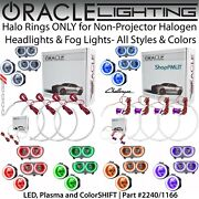 Oracle Halo Kit For Non-project Headlightsandfog Lights For 08-14 Dodge Challenger