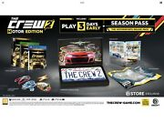 The Crew 2 Motor Edition Microsoft Xbox One Sealed Sold Out
