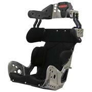 Kirkey 78 Series Sfi 39.2 Late Model Deluxe Containment Seat With Black Cover