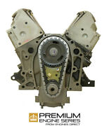 Oldsmobile 3.4 Engine 207 96-99 Alero Silhouette New Reman Oem Replacement