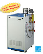 Slant Fin Galaxy Gxha-160edpz Natural Gas Steam Boiler Electronic Ignition