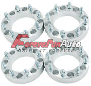 4pc 1.5 8x170 Wheel Spacers Adapter For Ford F250 F350 Excursion Super Duty