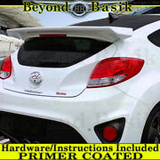 For 2012-2017 Hyundai Veloster Turbo Sequence Dvl Style Rear Spoiler Wing