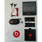 Genuine Beats Tour 2.5 By Dre In-ear Headphones Black/ Red Active Collection New
