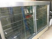 Federal Ipc7631dc-3 Commercial Dry Bakery Pastry Display Case