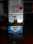 Crane Cashcode Smv-4117 Dollar Bill Validator Acceptor Dba - 1and039s And 5and039s