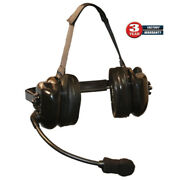 Titan Flexboom Gp Headset Replacement For Klein K-cord And Qd Radio Adapters
