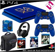 Days Of Play Ps4 500gb 2 Contrandocircles Sac Andeacutecouteurs Gt Sport Fifa 2018 Call Of Duty