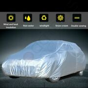 Portable Car Cover Waterproof Snow/rain/dust Reasistant Covers For Lincoln