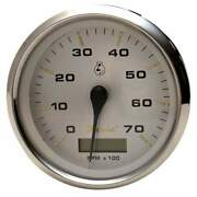 Faria Kronos Tachometer 7000 Rpm With Hourmeter 39040