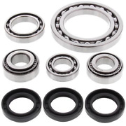 Front Diff Differential Bearings Fit Suzuki Lt-4wd 250 Quad Runner 1997 1998 S0h