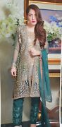 Ramsha Semi Stitched Origional Direct From Factory Plus Free Lining