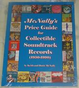Mcnallyand039s Price Guide For Collectible Soundtrack Records 1994/paperback/new