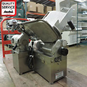 Globe 825l Commercial Automatic Meat Slicer